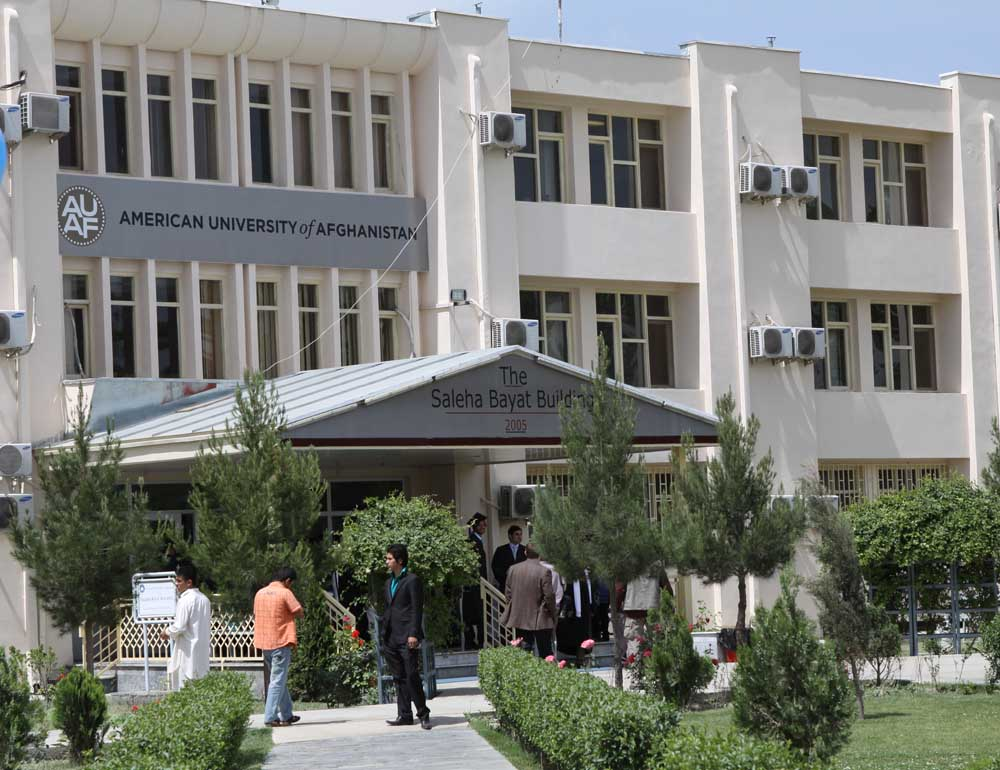 List Of Top Ranked Universities in Afghanistan