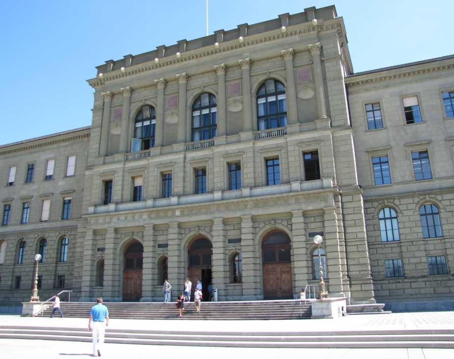 Top ten best European universities