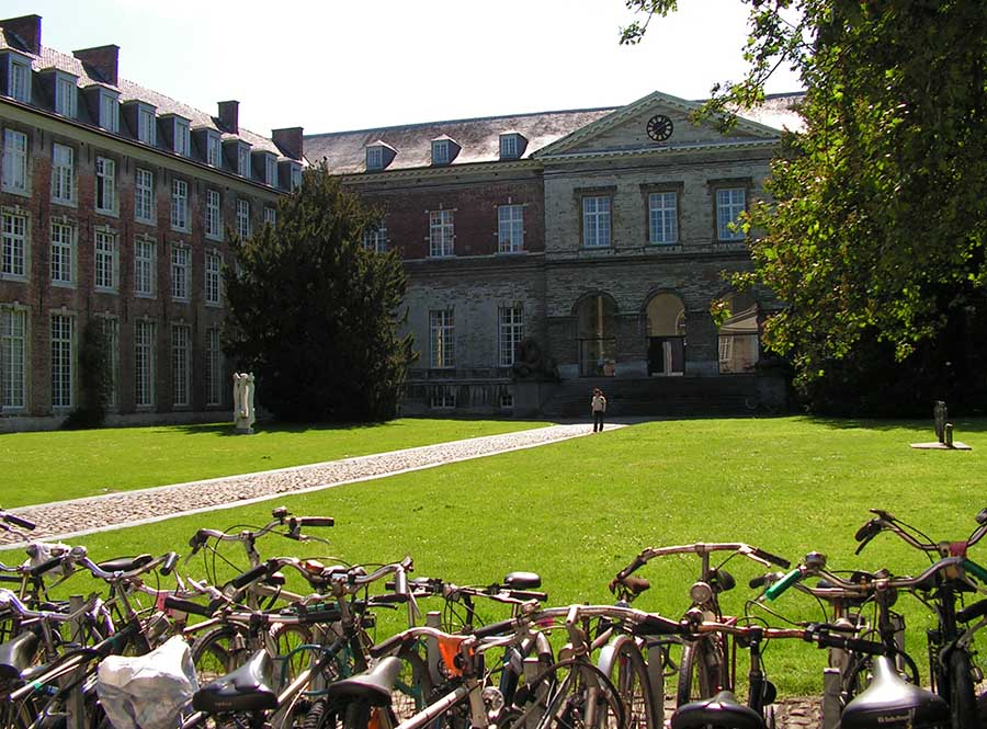 List of top ten universities in Europe