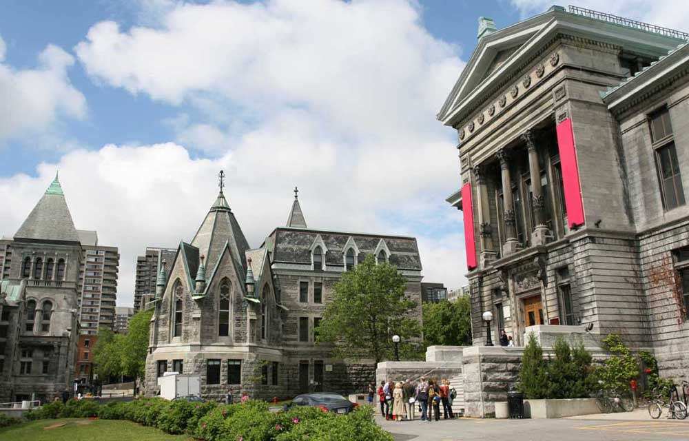 Top ten universities in Canada