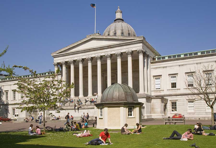 List of ten best universities of Europe
