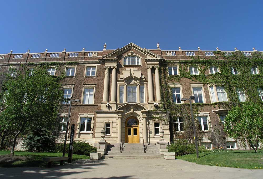 List of top ten best universities of Canada