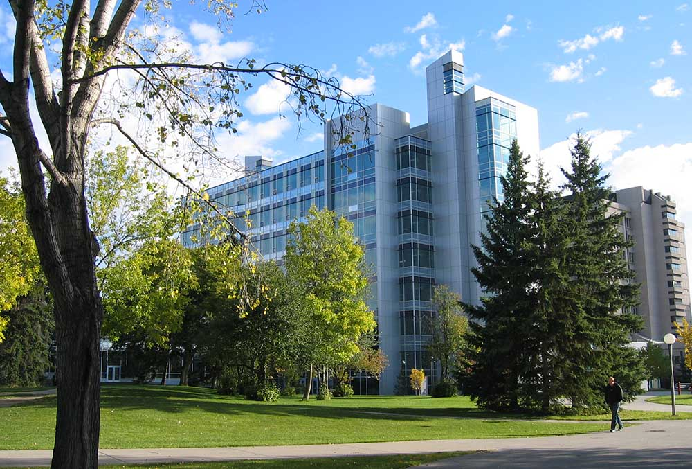 Top ten best universities of Canada