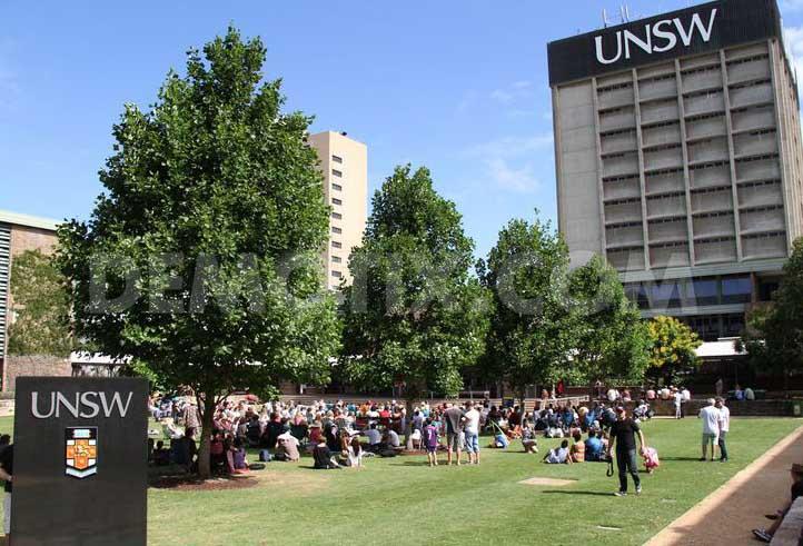 List of top 10 universities of Australia