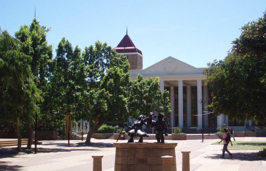 South Afrcian Best Ten Universities