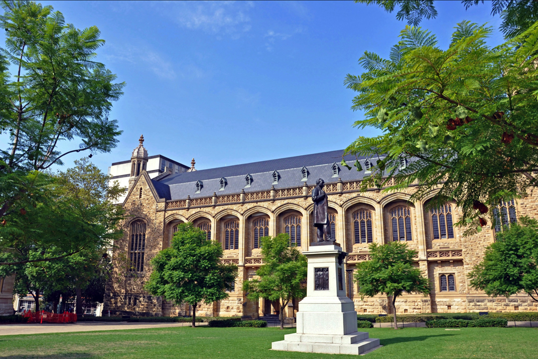 Ranking of Top Ten Best Australian Universities Ever