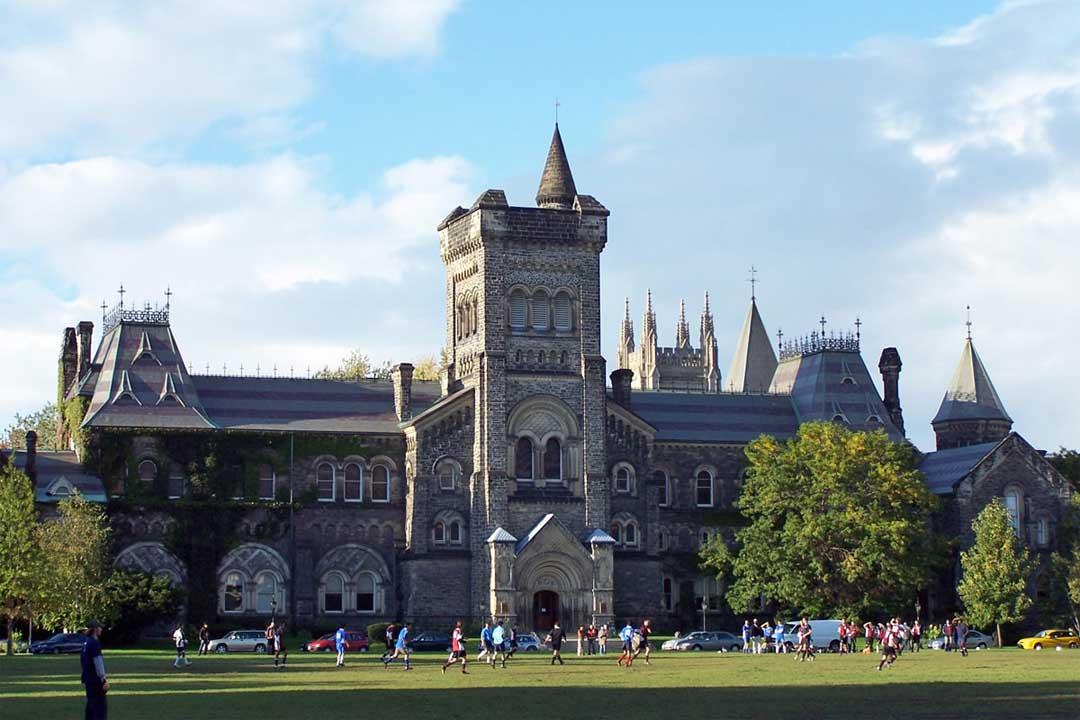 Ranking of Top Ten Best Canadian Universities