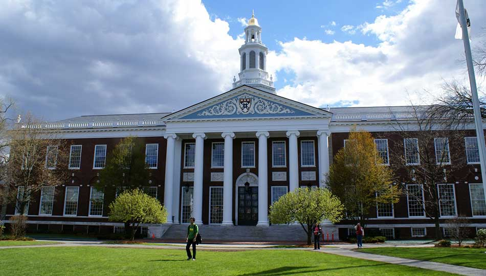 List of Top Ten Schools for MBA in USA