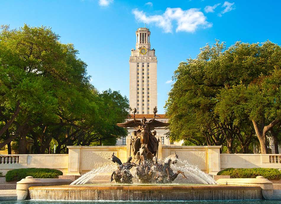 Best University in Texas