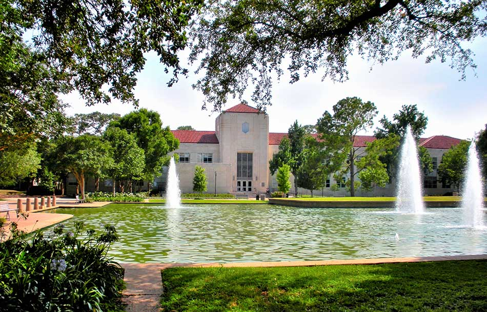 List of Top Ten Best Universities in Texas