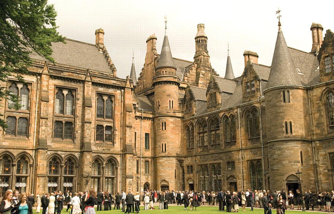 Best Glasgow university
