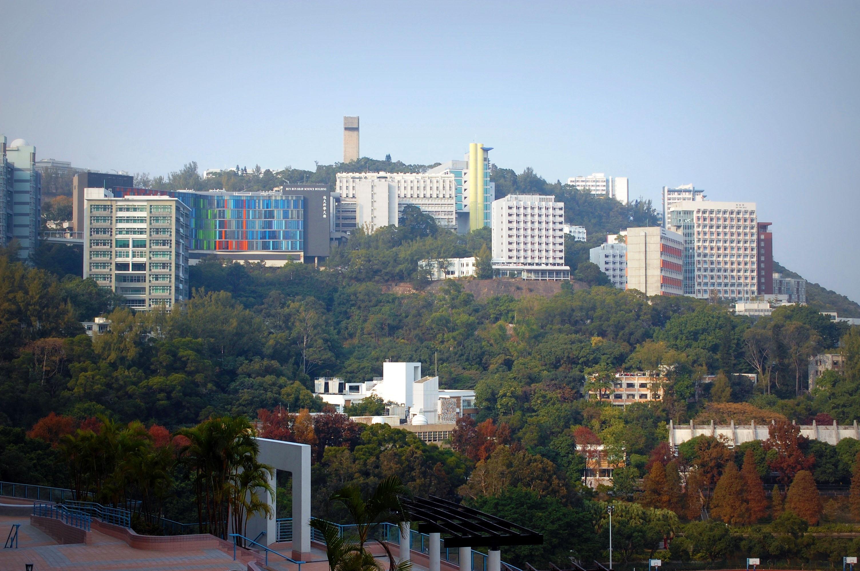 best university of hongkong