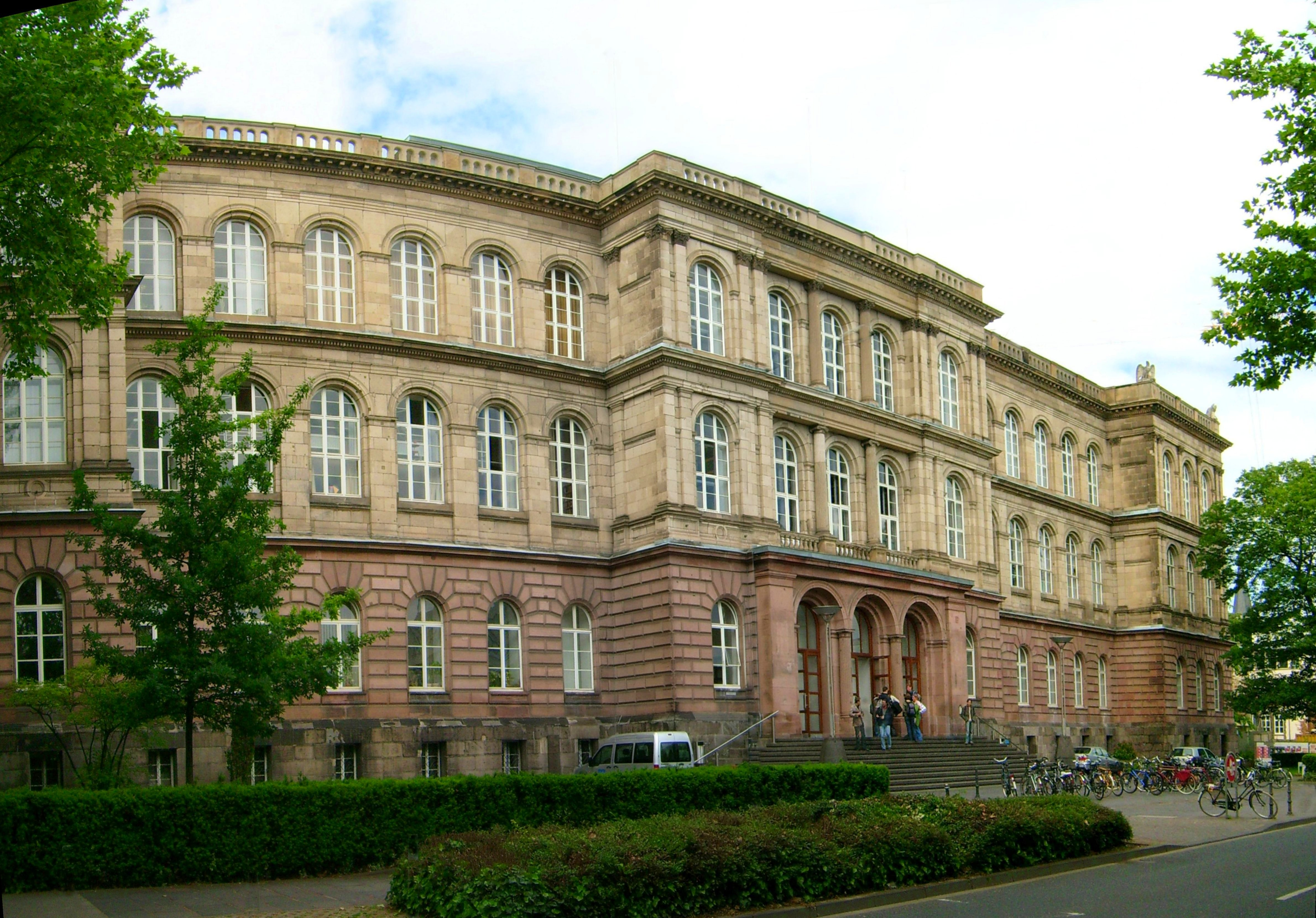 Best university of physics in Germany