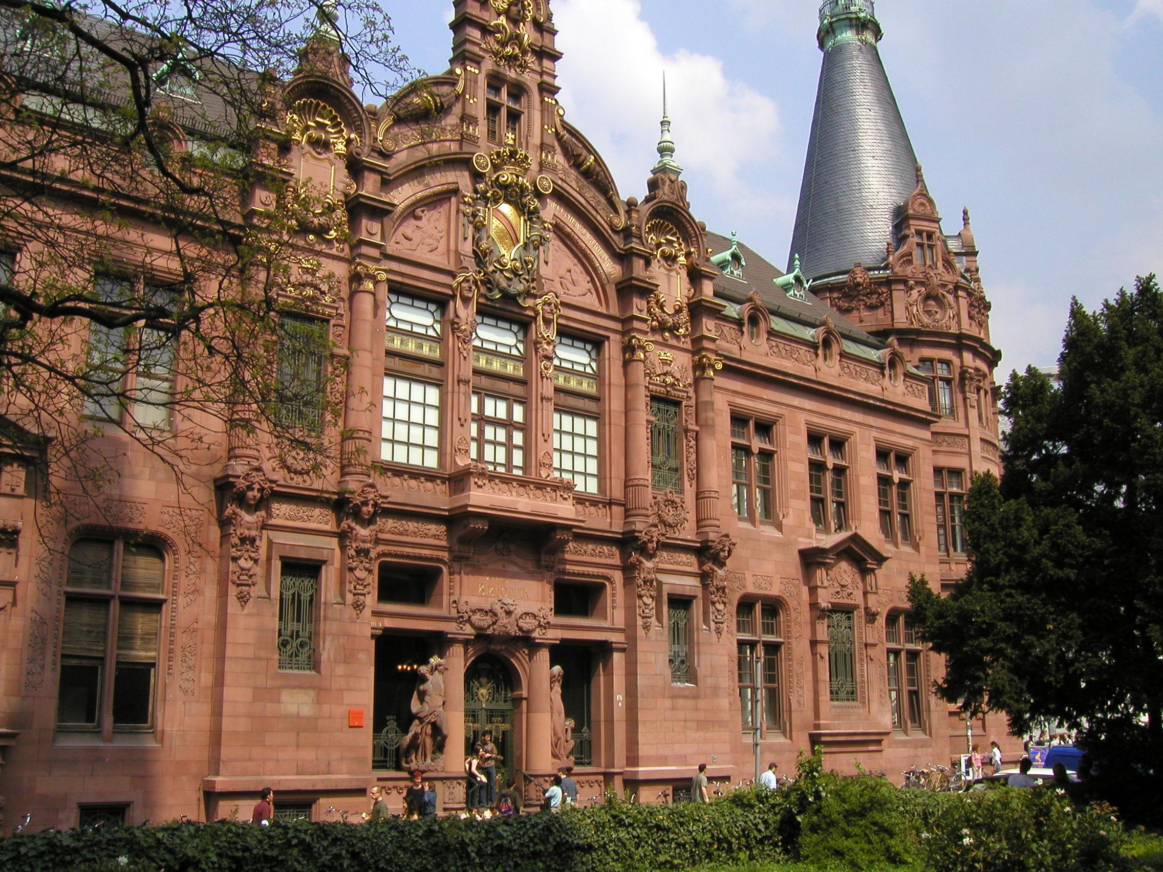 Best university of Germany