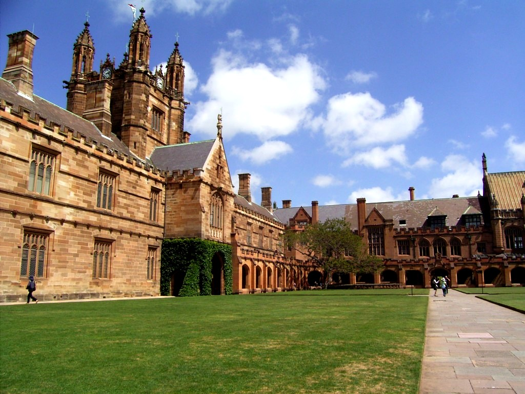 best sydni university for physics and astronomy